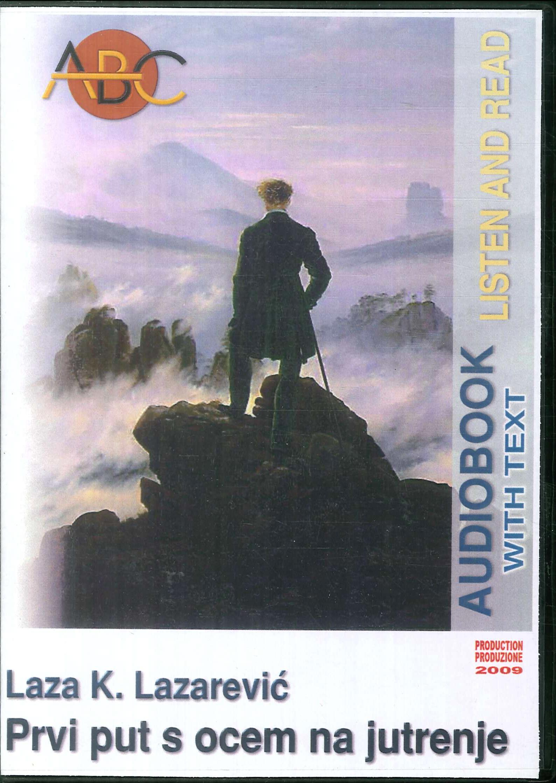 Prvi Put s Ocem na Jutrenje. Audiolibro. CD Audio e CD-ROM. N° CAT. 02/001