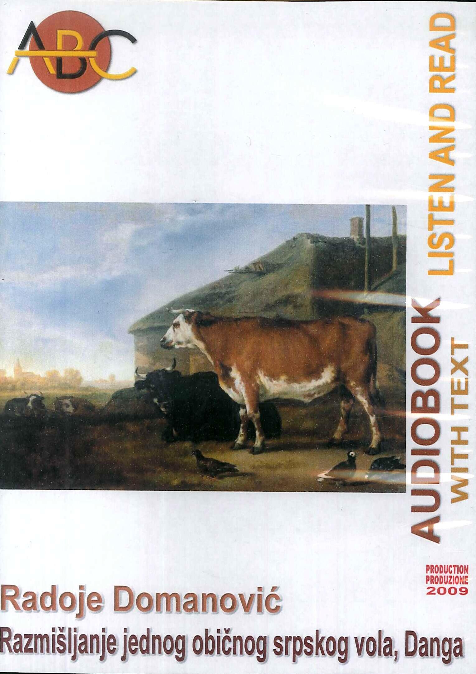 Razmisljanje Jednog Obicnog Srpskog Vola. Audiolibro. CD Audio e CD-ROM
