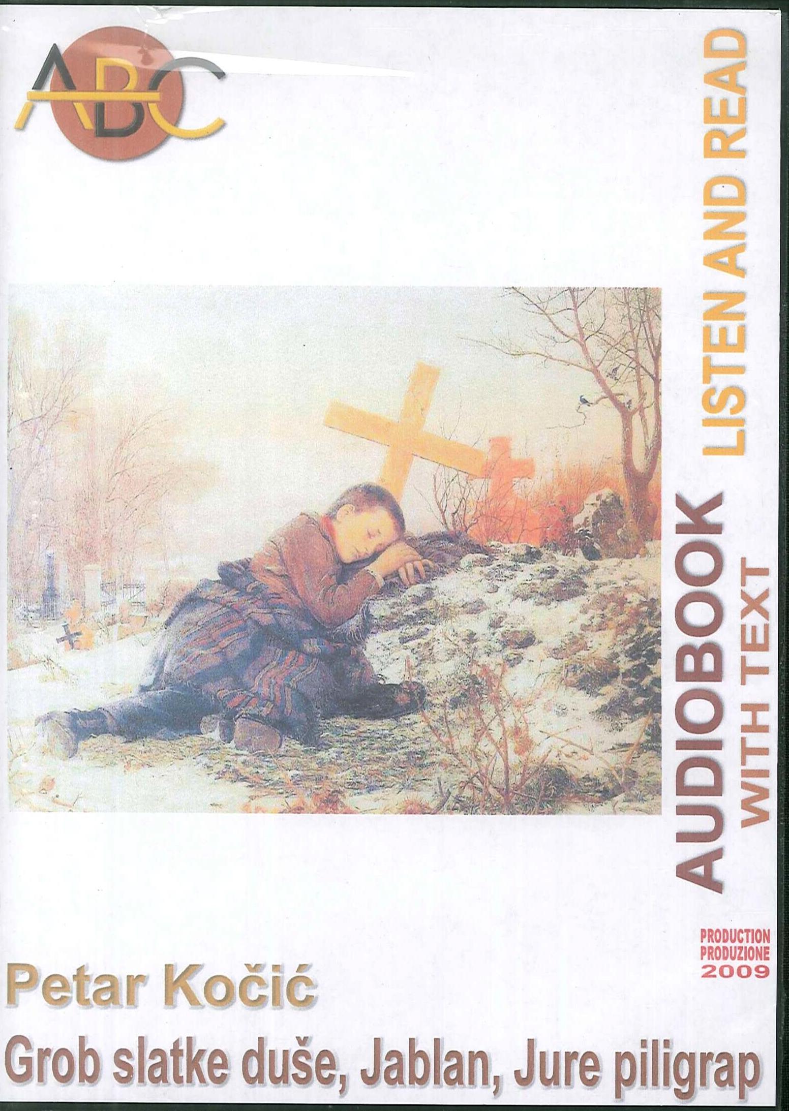 Grob slatke duse. Audiolibro. CD Audio e CD-ROM. Cat.n. 02/034