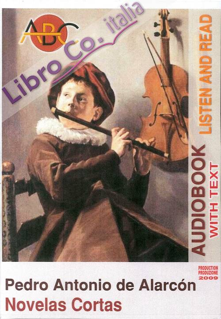 Novelas cortas. Audiolibro. CD Audio. Con CD-ROM
