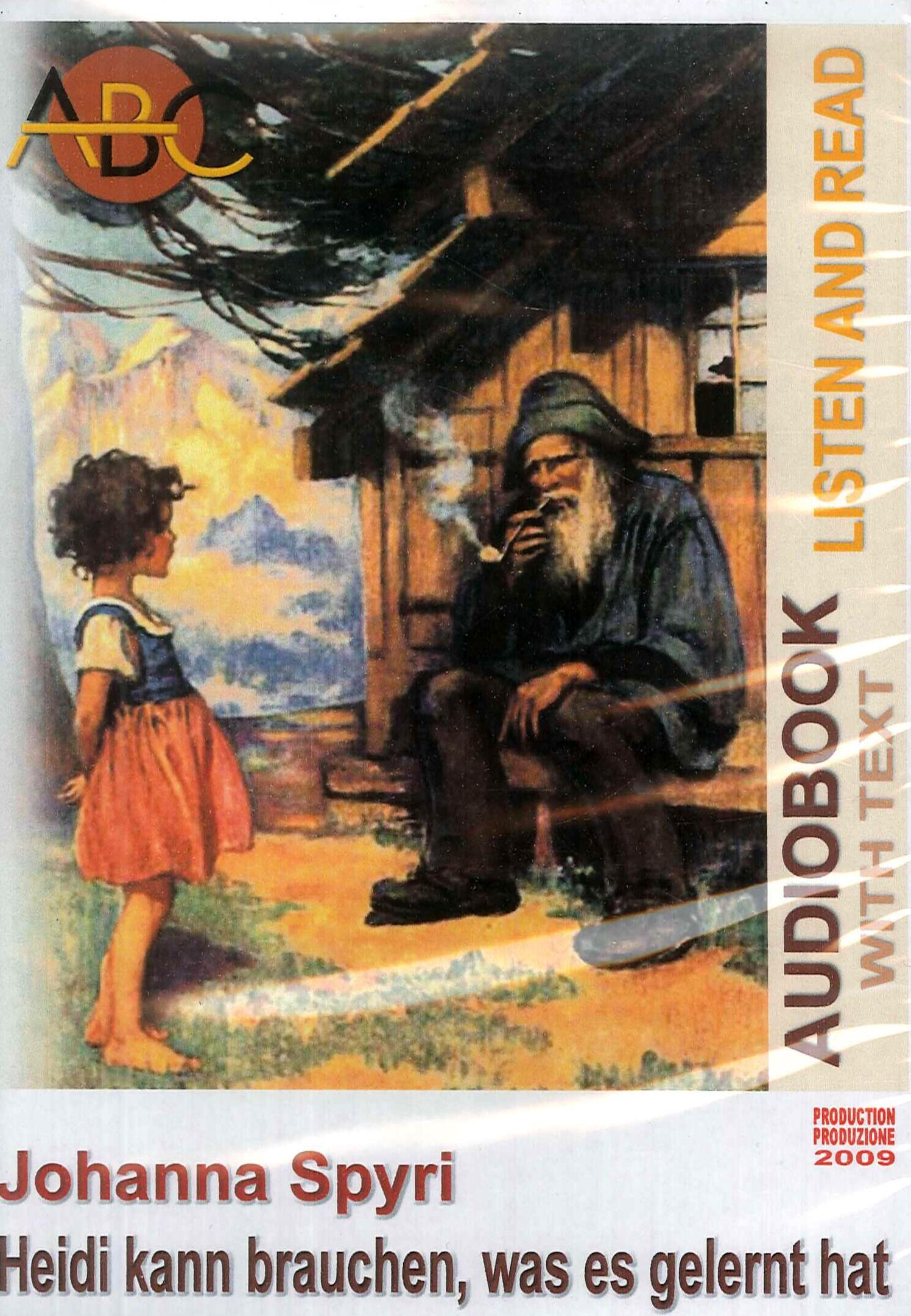 Heidi kann brauchen, was es gelernt hat. Audiolibro. CD Audio. Con CD-ROM