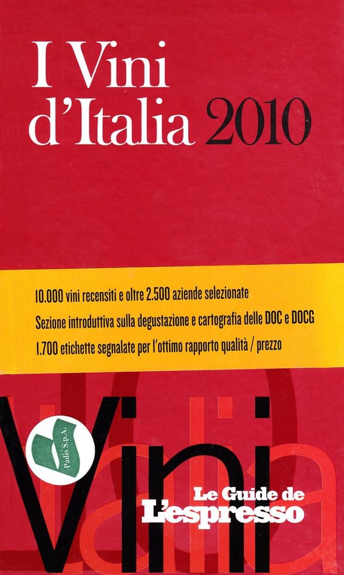 I vini d'Italia 2010