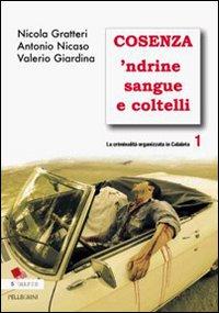 Cosenza 'ndrine sangue e coltelli. La criminalità organizzata in Calabria.