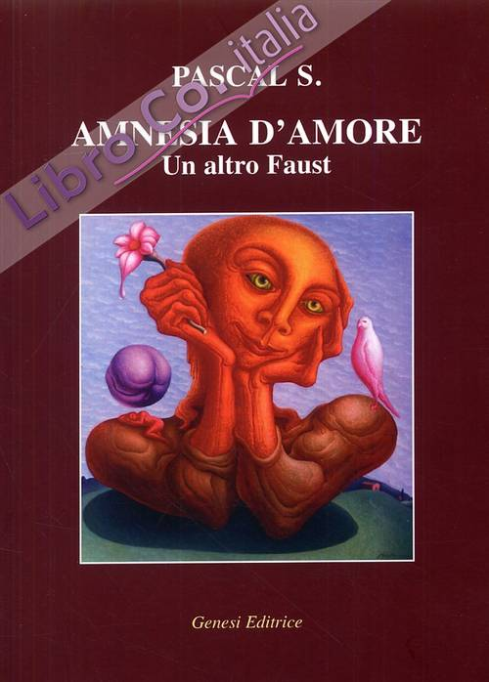 Amnesia d'amore. Un altro Faust