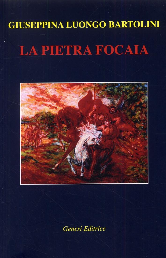La pietra focaia. Poesie 2007-2008-2009.