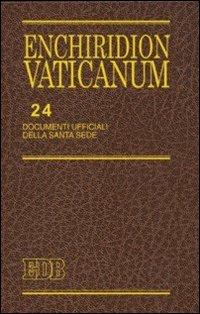 Enchiridion Vaticanum. Vol. 24: Documenti ufficiali della Santa Sede (2007).