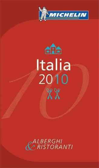 Italia 2010. La Guida Michelin