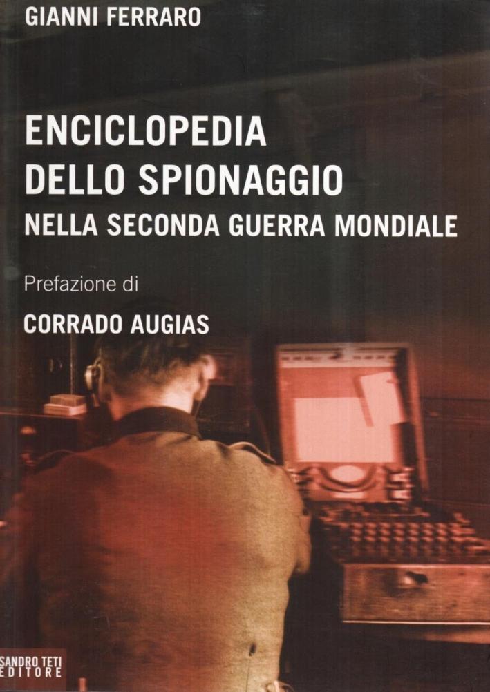 Enciclopedia dello spionaggio nella seconda guerra mondiale
