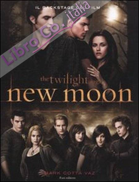 New moon. Il backstage del film.