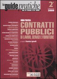 Guida pratica contratti pubblici di lavori, servizi e forniture
