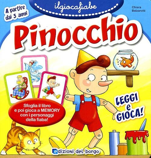 Pinocchio. Ediz. illustrata. Con gadget