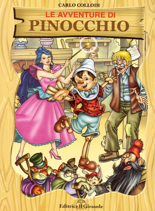 Le avventure di Pinocchio. Con schede didattiche