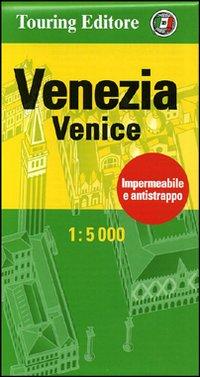 Venezia-Venice 1:5.000. Ediz. bilingue