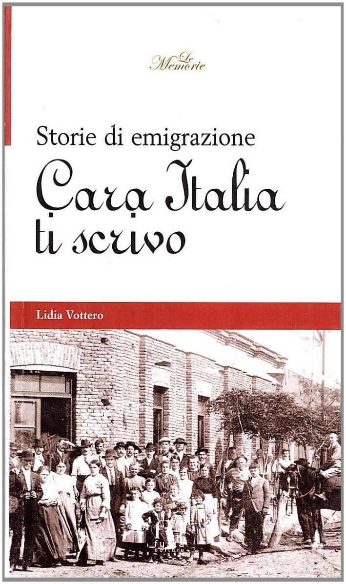 Cara Italia ti scrivo
