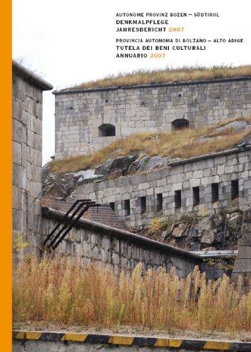 Denkmalpflege Bericht 2007