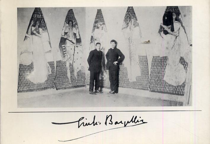 Opere inedite di Giulio Bargellini. Oli, pastelli , carboncini, studi di architetture e progetti per mosaici dal 1890-1936.