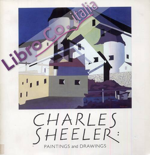 Charles Sheeler. Paintings and drawings.