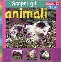 Gatto. Scopri gli animali. Ediz. illustrata