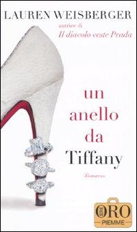 Un anello da Tiffany.