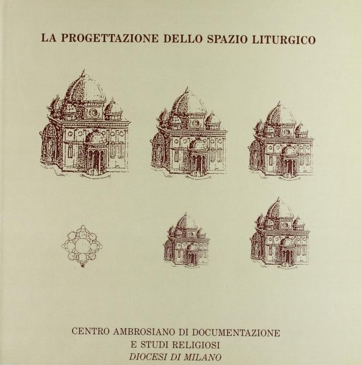 Progettazione spazio liturgico