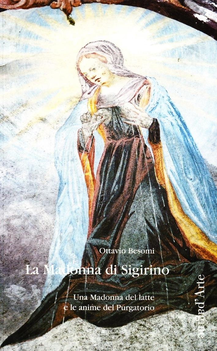 La madonna di Sigirino. Una madonna del latte e le anime del purgatorio