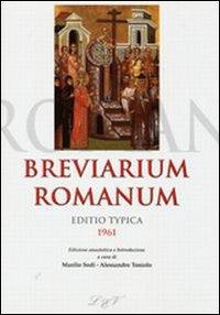 Breviarium romanum. Editio typica.