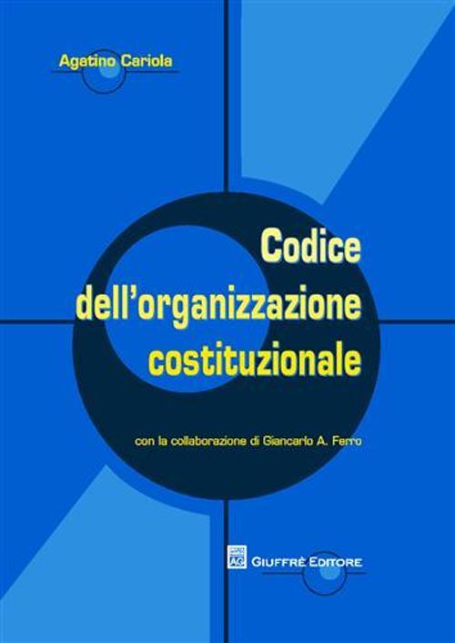 Codice dell'organizzazione costituzionale