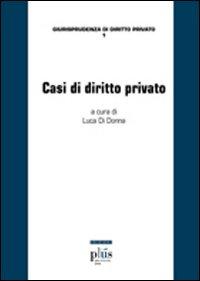 Casi di diritto privato