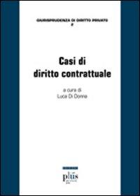 Casi di diritto contrattuale
