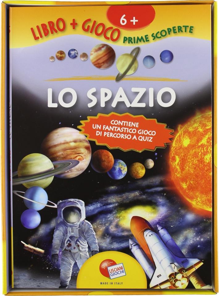 Librogioco nello spazio