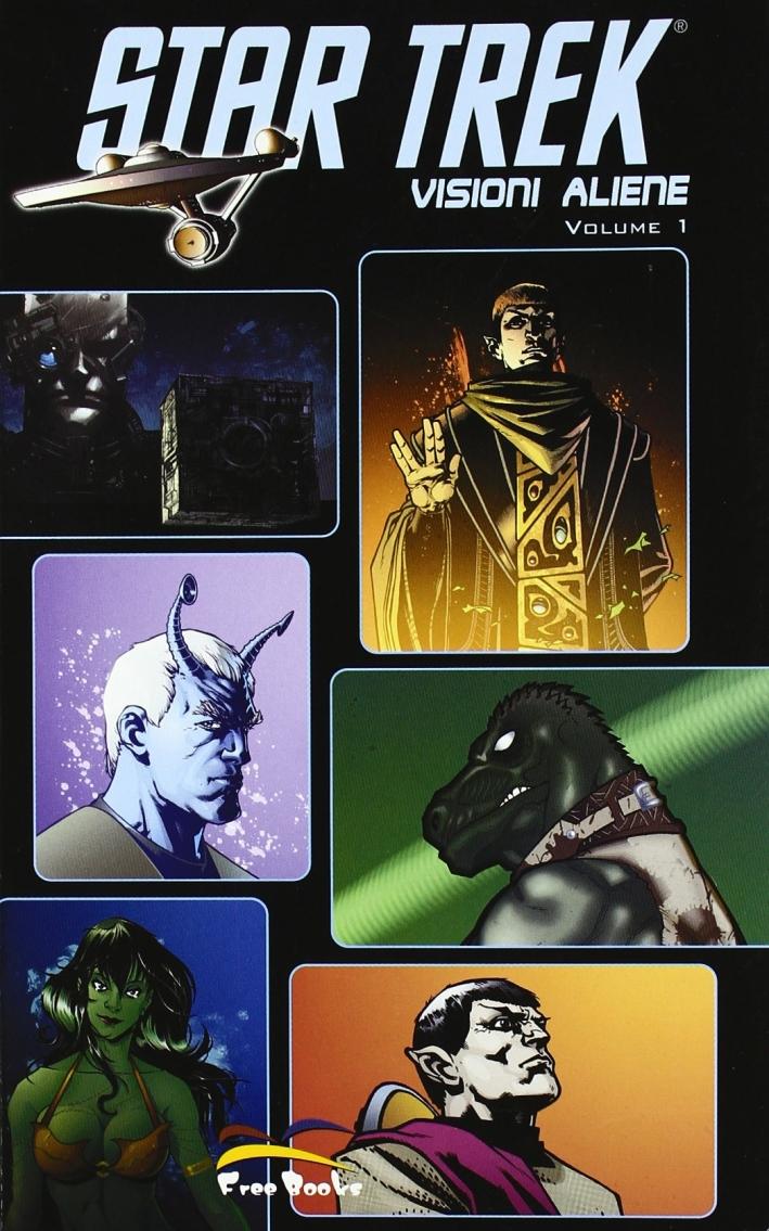 Star Trek. Visioni Aliene. Vol. 1