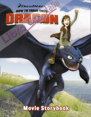 How to Train Your Dragon - Movie Storybook