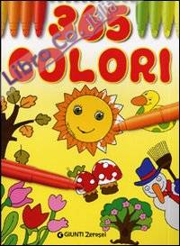 Trecentosessantacinque colori.