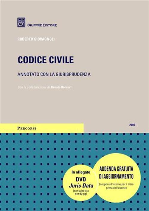 Codice civile. Con DVD