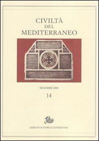Civiltà del Mediterraneo (2008). Vol. 14