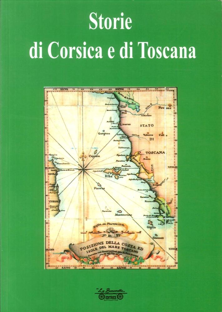 Storie di Corsica e di Toscana