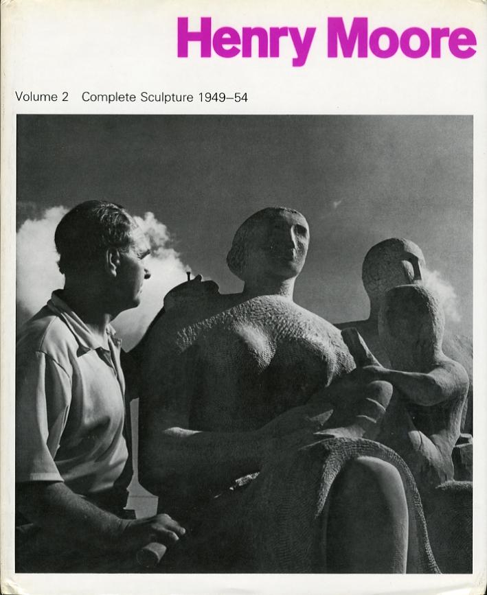 Henry Moore. Complete Sculpture 1949-54. Volume 2