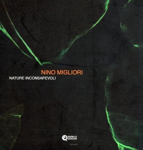Nature Inconsapevoli. Ediz. Italiana e Inglese
