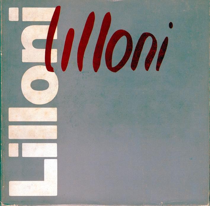 Lilloni. Catalogo delle opere