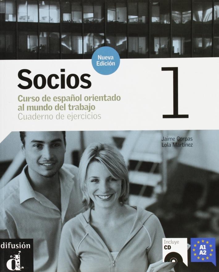 Socios. Ne ejercicios. CD. Vol. 1