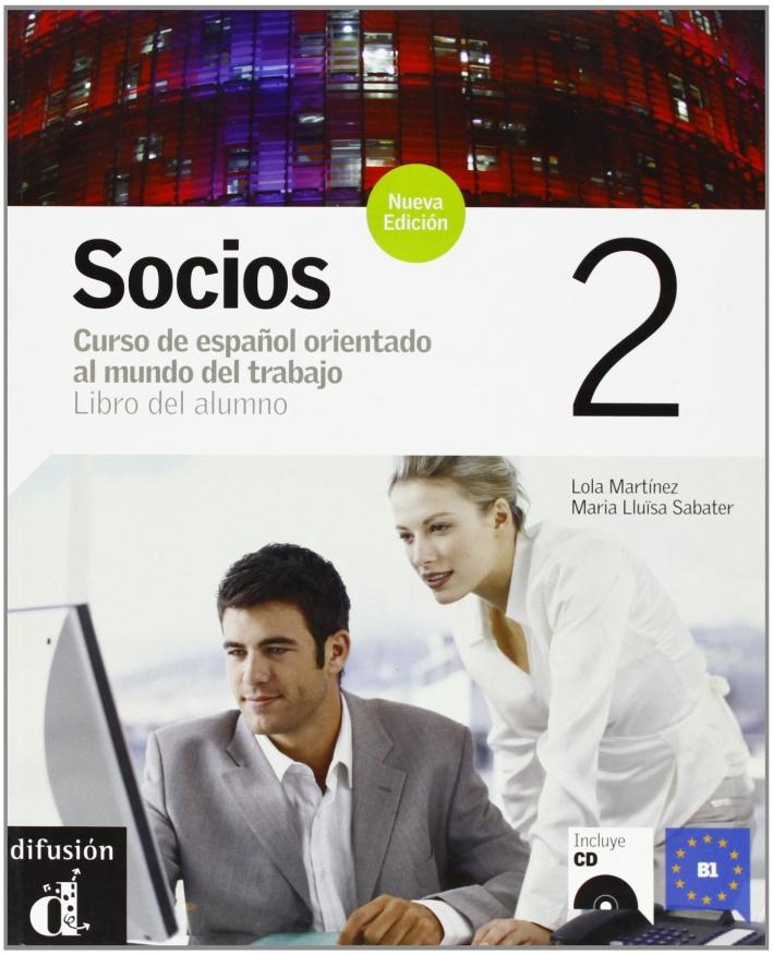 Socios. Ne alumno. CD. Vol. 2