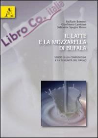Il latte e la mozzarella di bufala. Studio sulla composizione e genuinità del grasso.