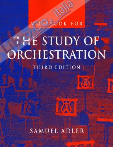 Study of Orchestration.