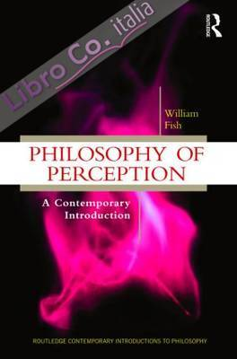 Philosophy of Perception.