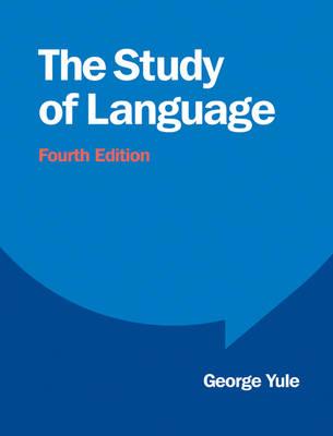 Study of Language.