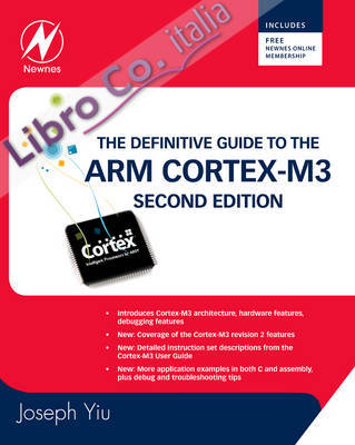 Definitive Guide to the ARM Cortex-M3.