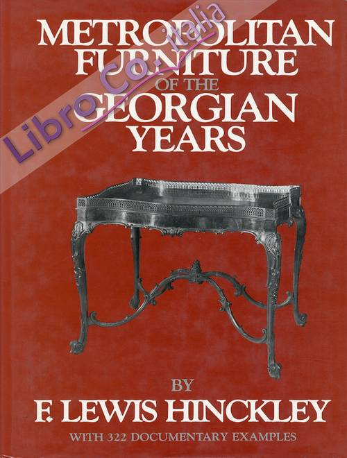 Metropolitan Furniture of the Georgian Years