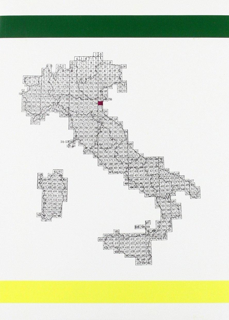 Carta geologica d'Italia 1:50.000 F° 205. Comacchio. Con note illustrative. Ediz. illustrata