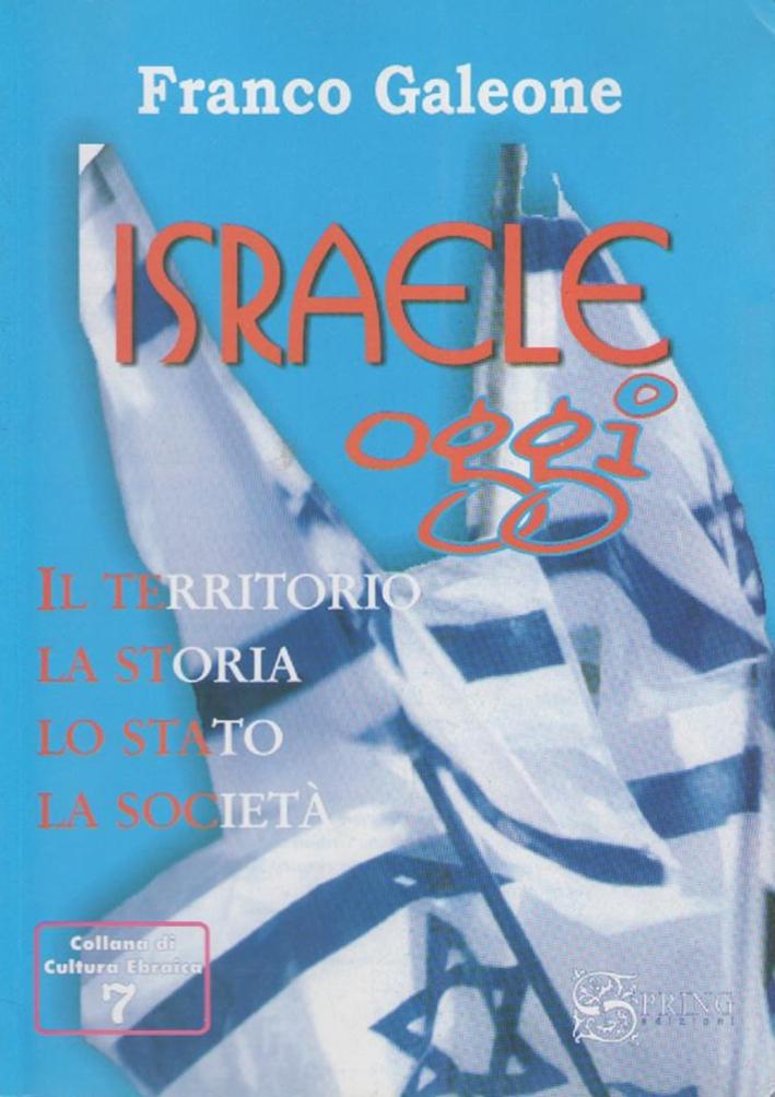 Israele oggi. La storia, il territorio, il popolo