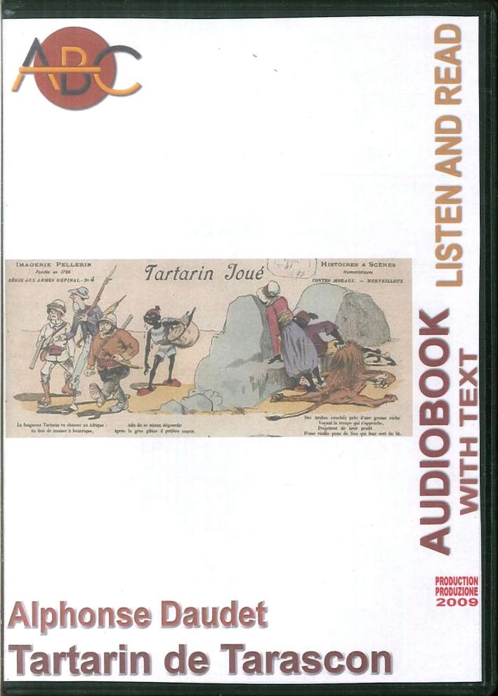 Tartarin De Tarascon. [2 CD Audio]